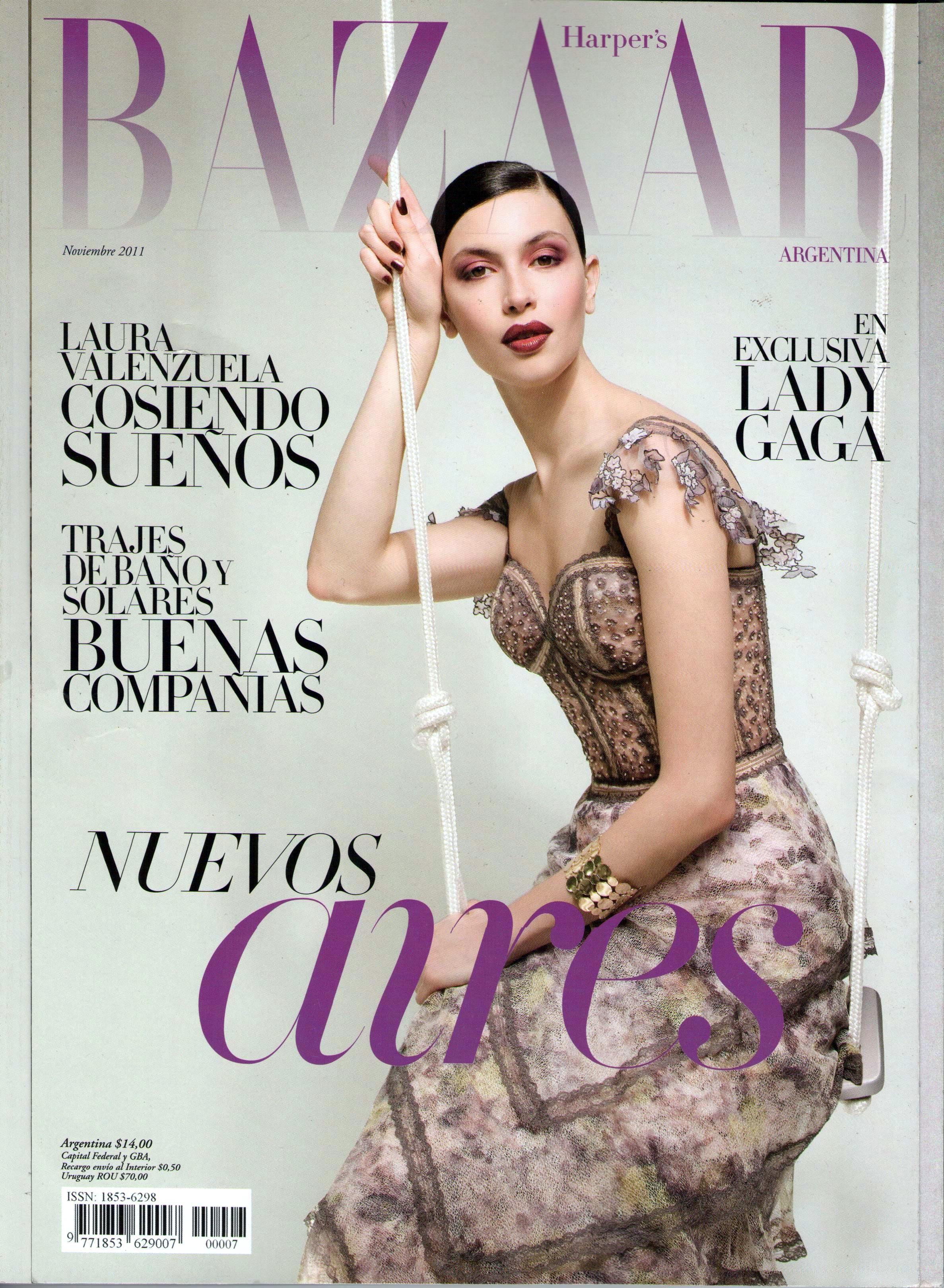 Harper s bazaar y harper s bazaar argentina una revista for Bazar microcentro