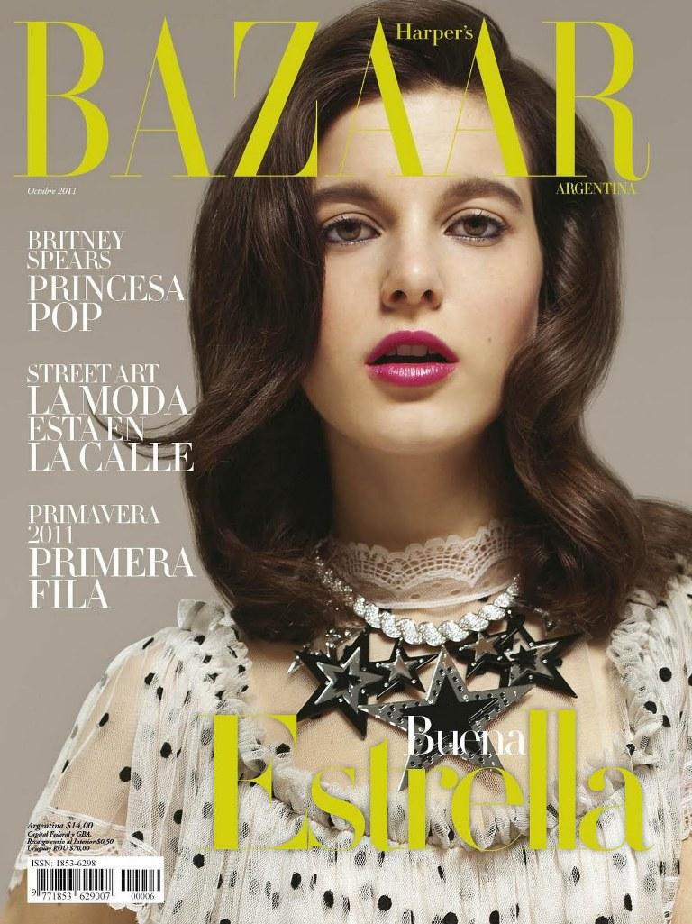 Harper s bazaar y harper s bazaar argentina una revista for Bazaar argentina