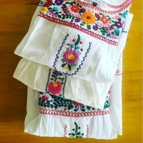 497adc734 Blusas y Vestidos Mexicanos   StyleTotal